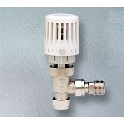 TRV - thermostatic radiator valve